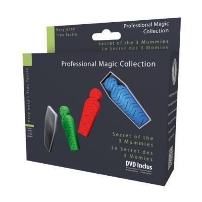 Oid Magic - 549 - Tour de Magie - Le Secret des 3 Momies avec DVD