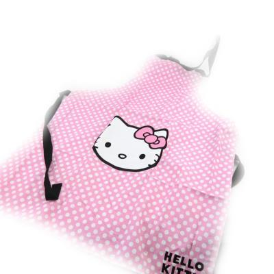 Tablier De Cuisine Hello Kitty Rose Achat Prix Fnac