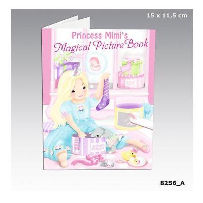 My style princess - princess mimi livre magique enfant