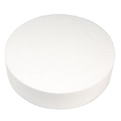 Disque polystyrène - Ø 5 cm - épaisseur 5 cm - Graine créative