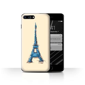 coque iphone 7 plus tour eiffel