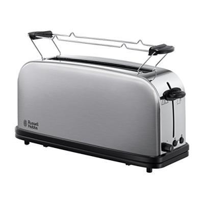 Russell hobbs 21396-56 grille pain acier brossé 1000 w