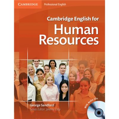 Cambridge English For Human Resources Student'S Book With Audio Cds (2) (Cambridge Professional English) (Paperback)