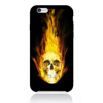 coque iphone 7 flamme