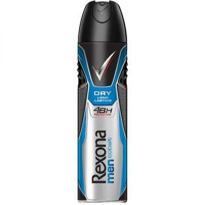 Rexona Men Cobalt Déodorant Homme 200 ml