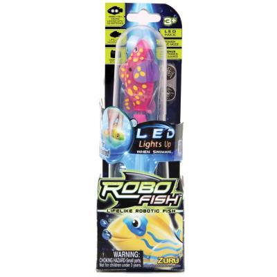 Robo fish led flare