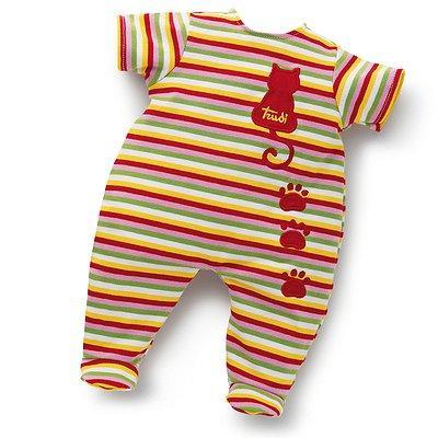 Trudi - Vêtements pour poupée de 36 cm - Baby Trudimia : Survêtement chat