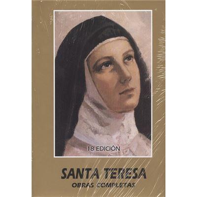 Santa Teresa.Obras Completas - [Livre en VO]