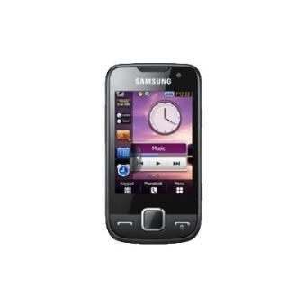 Téléphone GSM SAMSUNG PLAYER STAR S5600 NOIR