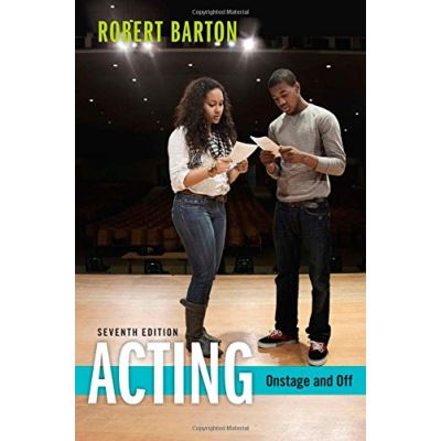 Acting: Onstage and Off - [Livre en VO]