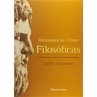 DICIONARIO DE OBRAS FILOSOFICAS