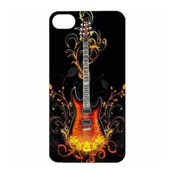 coque iphone 5 guitare