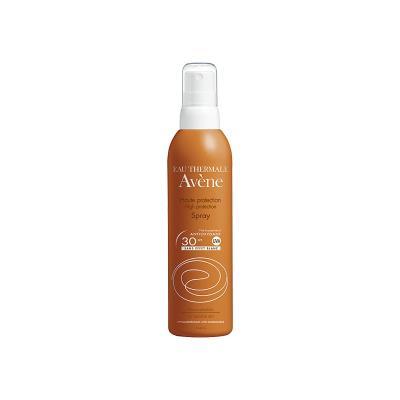 AVENE SOLAIRE Haute Protection Spray SPF30 (200 ml)