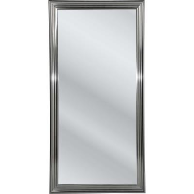 Miroir Frame argenté 180x90cm