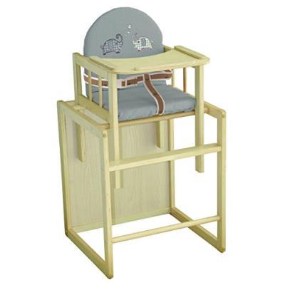 Roba - 7512 v145 chaise haute combinée