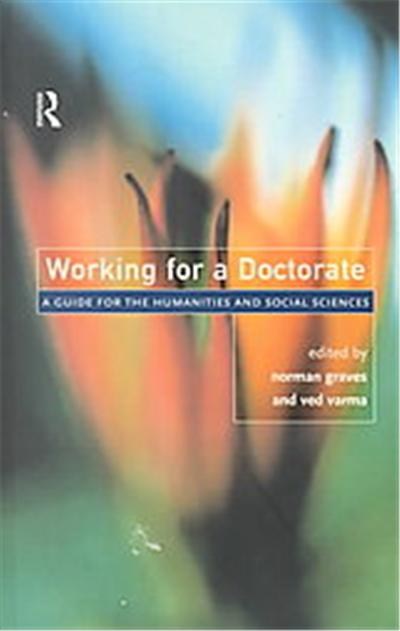 Working for a Doctorate
