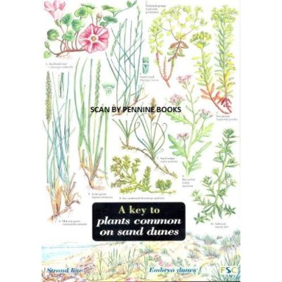 Key to Plants Common on Sand Dunes (Field Studies Council Occasional Publications)