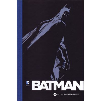 Collection BATMAN 75 ans - Volume 4 - Un long Halloween - Partie 3