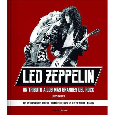 Led Zeppelin [Livre en VO]