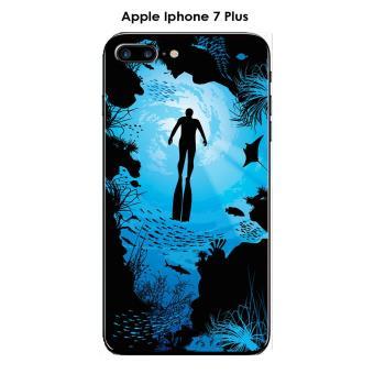 coque iphone 7 plongée