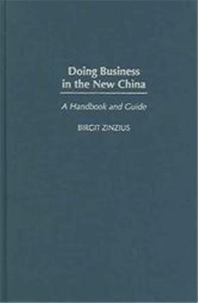 Doing Business in the New China