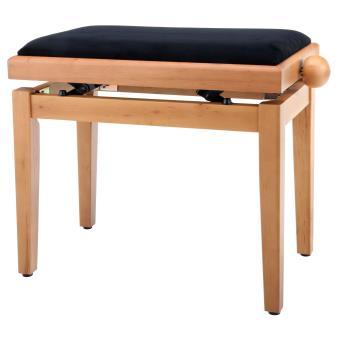 classic cantabile banquette pour piano bois de cerise d poli accessoire claviers et pianos. Black Bedroom Furniture Sets. Home Design Ideas