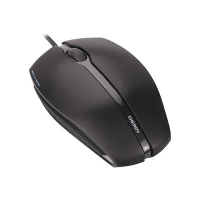 Souris GENTIX: l'essayer, c'est l'adopter! Le design exclusif de cette souris, avec l'éclairage bleu séduisant des parties latérales et de la molette de défilement, ne manquera pas d'attirer l'attention sur votre poste de travail. Les parties latérales