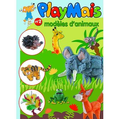 PlayMais - Livre Animaux Playmais