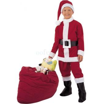 Costume Noel Enfant Costume Père Noël Enfant   Déguisement enfant   Achat & prix | fnac