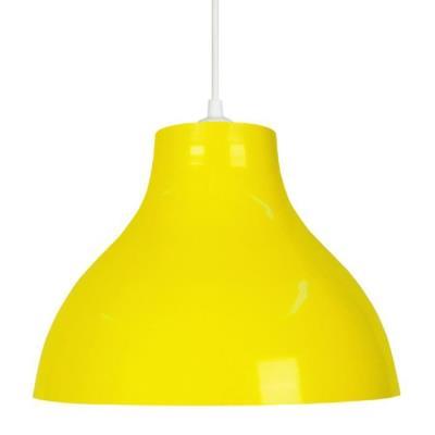 TOSELIA Suspension 29,5 cm métal jaune