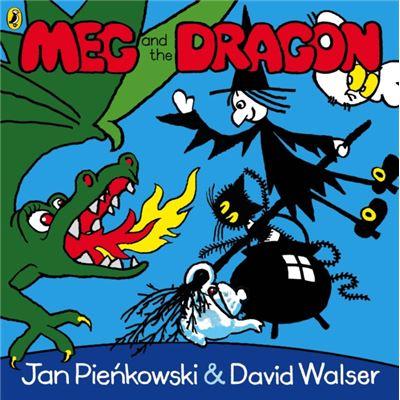 Meg And The Dragon (Meg And Mog) (Paperback)