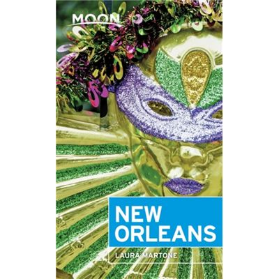 Moon New Orleans (Moon Handbooks) (Paperback)