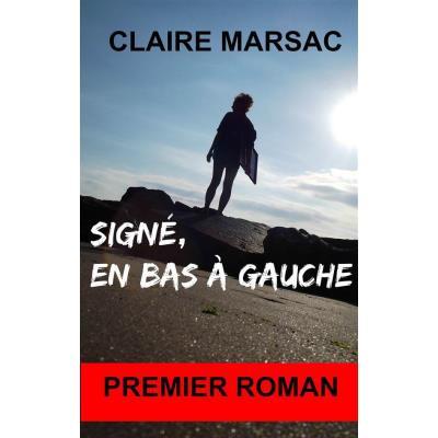Signé, En Bas A Gauche