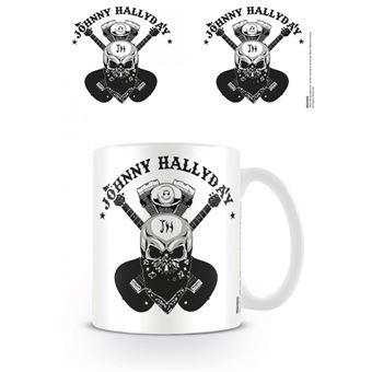 mug tasse JOHNNY HALLYDAY