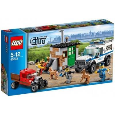 Lego 60048 City - L'intervention de la fourgonnette de police