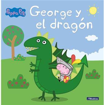 George y el dragon-peppa pig