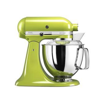 KitchenAid Artisan 5KSM175PSEGA - keukenmachine - 300 W - appelgroen