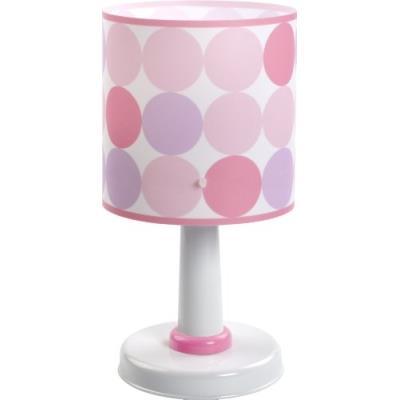 Dalber - 62001s - lampe de chevet - rose
