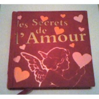 Les Secrets De Lamour Anthologie Poétique