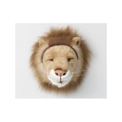 Bibib and Co - Peluche trophée lion