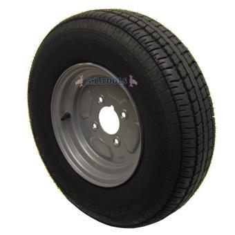 roue et pneu de remorque 145 x 10 8 plis 4 pcd manutention transports achat prix fnac