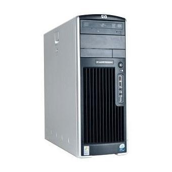 Hp Workstation Xw4600 Ordinateur De Bureau Achat Prix Fnac