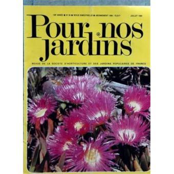 Pour nos jardins n 86 du 01 01 1984 magazine achat - Effroyables jardins resume du livre ...