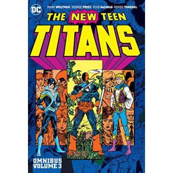 New teen titans volume 3 omnibus