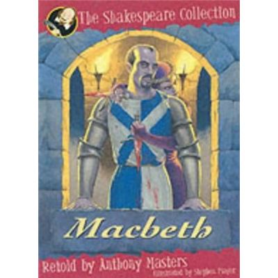 Macbeth (The Shakespeare Collection) - [Livre en VO]