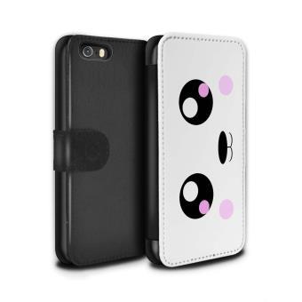 coque black pink iphone 5
