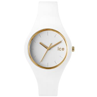 b976f24431017 Montre Ice Glam Blanc Small ICE.GL.WE.S.S.14 - Montre Mixte - Achat & prix  | fnac