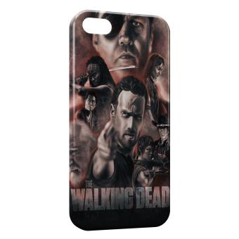 coque walking dead iphone 7