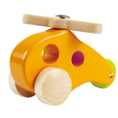 Hape - e0051 - jouet de premier age - mon hélicoptère