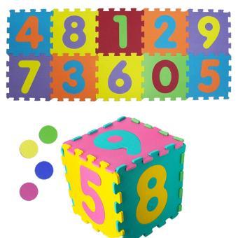 tapis puzzle activit s enfant en mousse 3 en 1. Black Bedroom Furniture Sets. Home Design Ideas